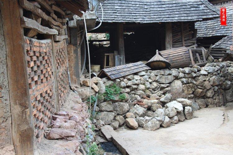 景迈山糯干傣族寨之老寨