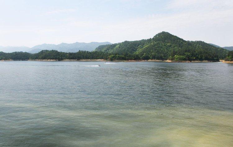 从没想过一个人工湖可以如此美——2015春之千岛湖