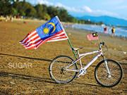 #加油站#亚航时光,玩转沙巴之飞跃马来西亚图片