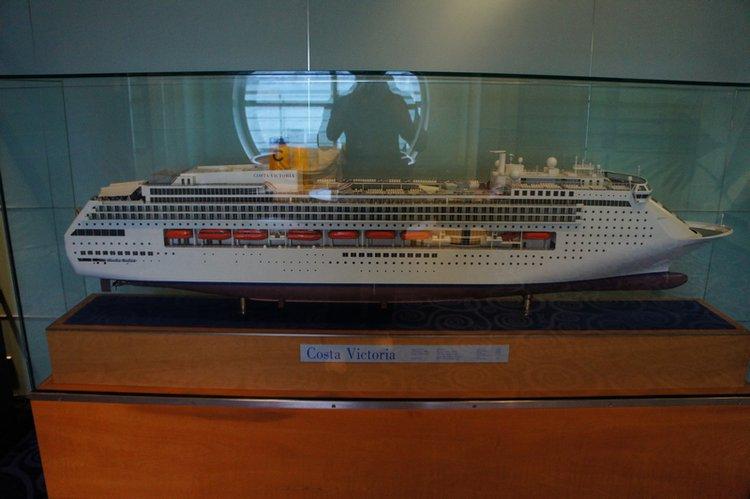 #邮轮旅游#歌诗达维多利亚号邮轮之旅