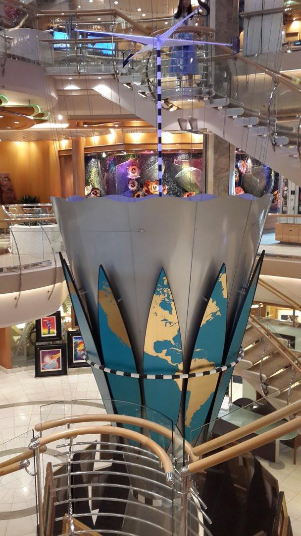 #邮轮旅游#海上绚梦——皇家加勒比海洋水手号七天六夜游记