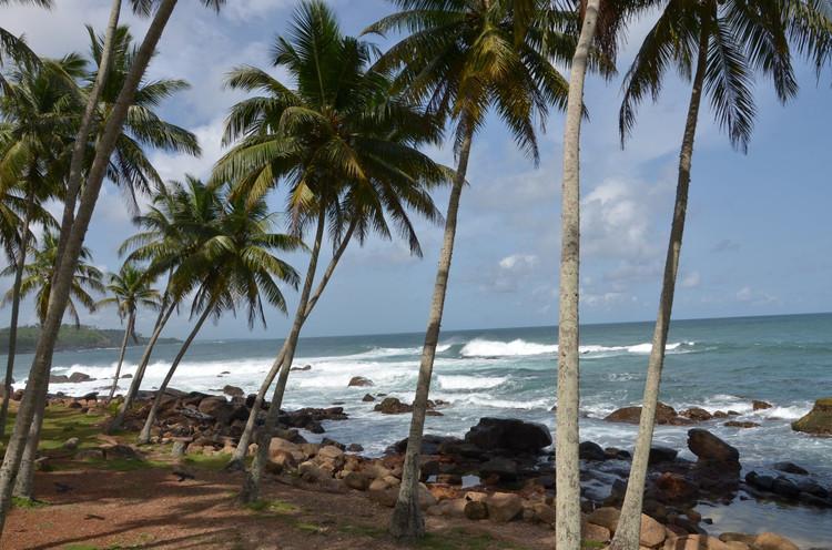 二次踏上斯里兰卡