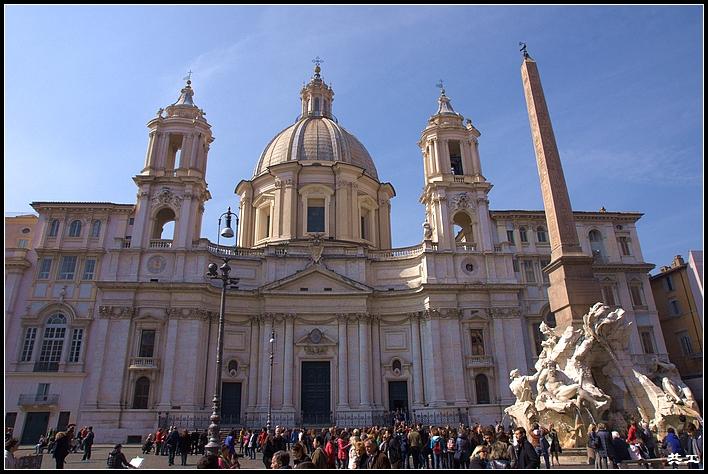 纳沃纳广场——欧洲行(意大利罗马)24