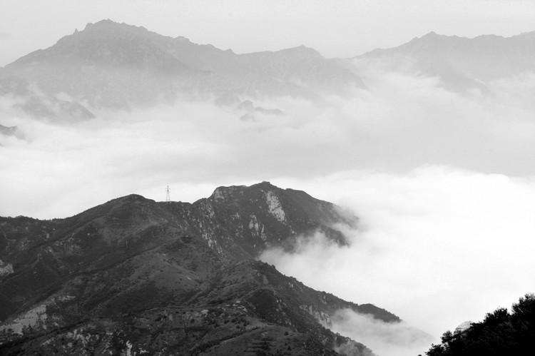 [原创游记】山墨仙山雄险奇秀幻  我行我摄挑战白石山 - 我行我摄 - 我行我摄艺术屋