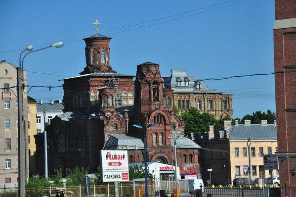 中俄帝都之旅:北京、莫斯科、圣彼得堡【七】