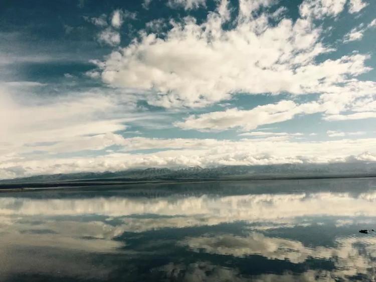 茶卡--天空之镜