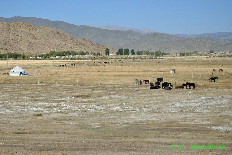 小狮车走新疆 之十四 —— 可可托海的风景(富蕴—可可托海—富蕴)