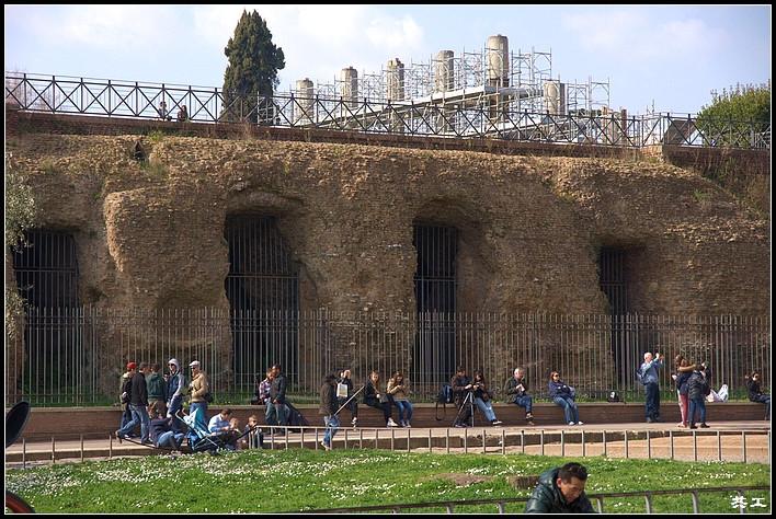 【原创】祖国祭坛斗兽场——欧洲行(意大利罗马)26 - 共工 - 共工的博客