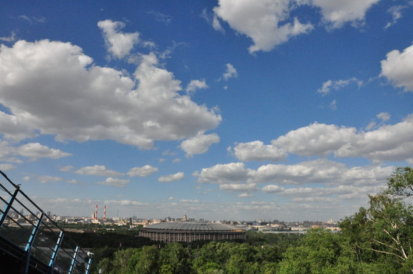 中俄帝都之旅:北京、莫斯科、圣彼得堡【十五】