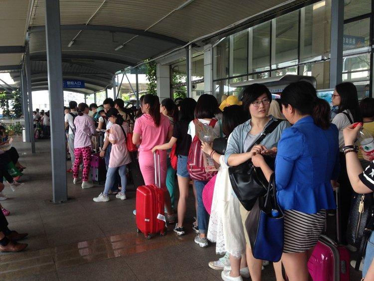 2015厦门浪漫三日游(鼓浪屿—云水谣—厦门岛)