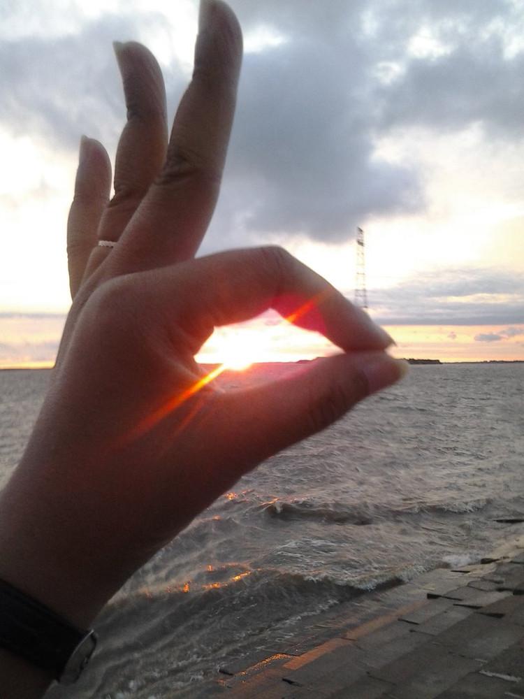 祖国最东极抚远黑瞎子岛迎进祖国的第一缕阳光!