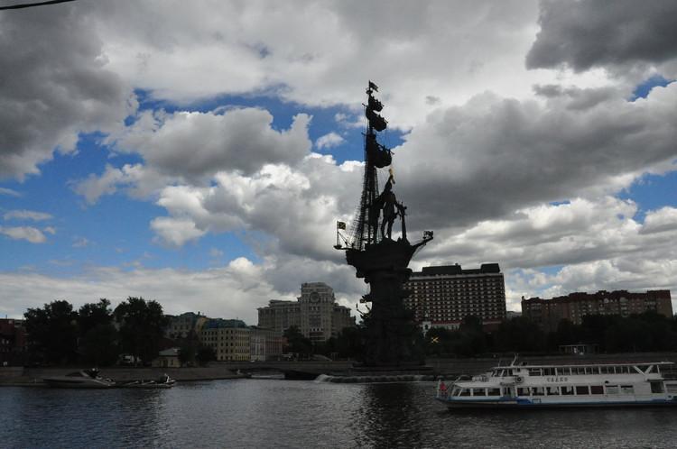 中俄帝都之旅:北京、莫斯科、圣彼得堡【十八】
