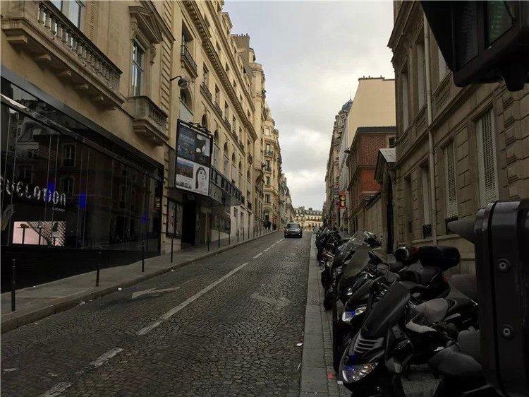 欧洲法国巴黎深度游