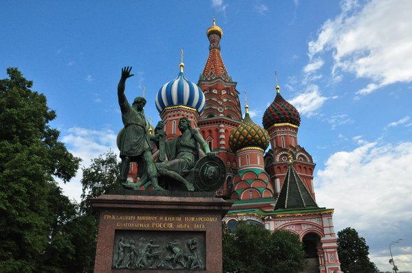 中俄帝都之旅:北京、莫斯科、圣彼得堡【十九】