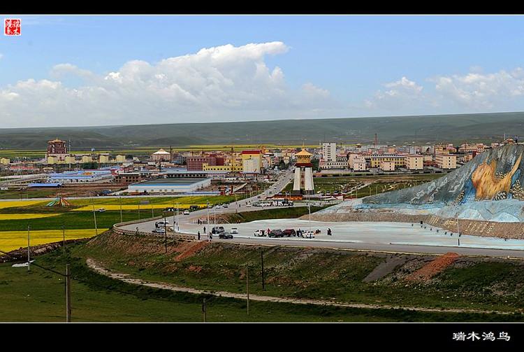 【原创摄影】西部放歌——海滨藏城刚察