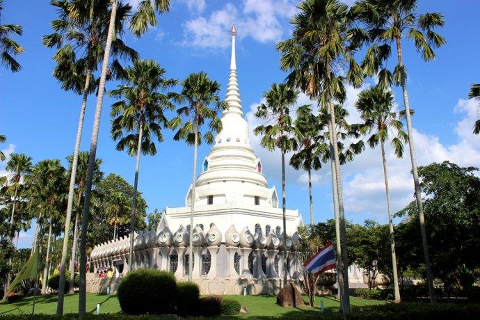 【泰国之旅】东南亚第一财位:九世皇庙佛寺