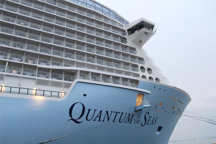 邮轮旅游#海洋量子号游记