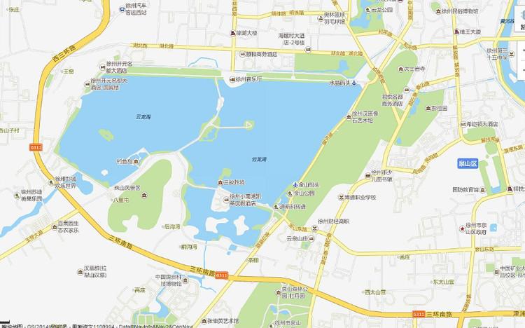 江苏安微省地图全图