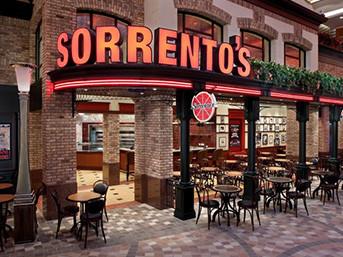 索莲托匹萨餐厅