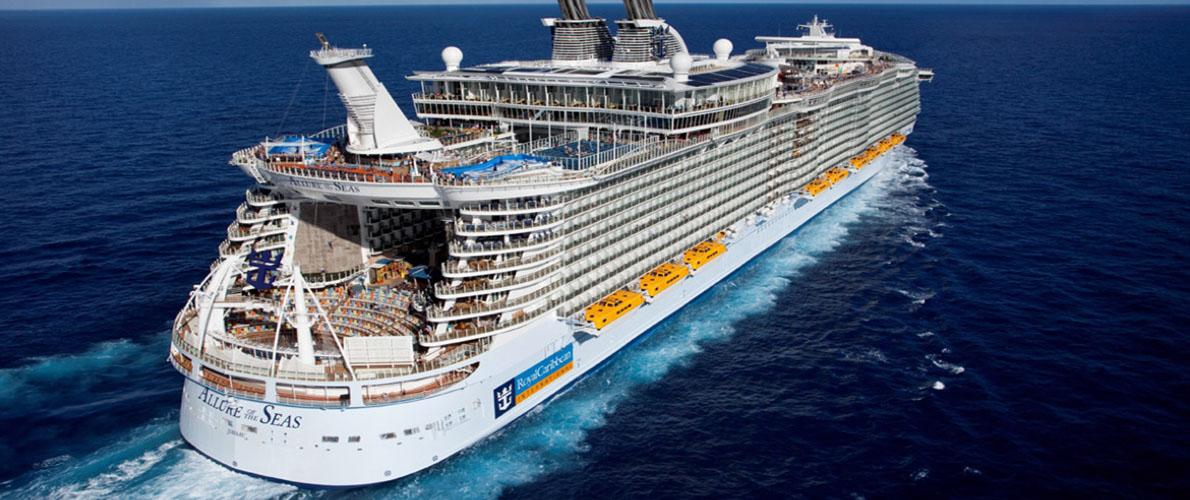皇家加勒比邮轮海洋魅丽号