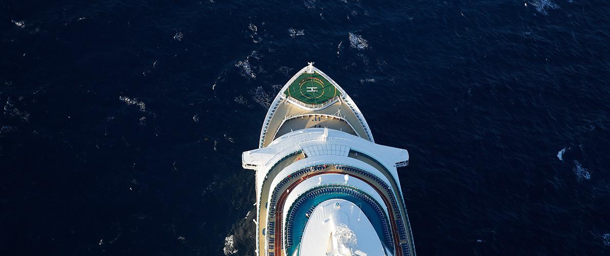 皇家加勒比邮轮海洋水手号
