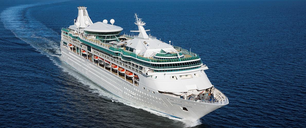 皇家加勒比邮轮海洋迎风号