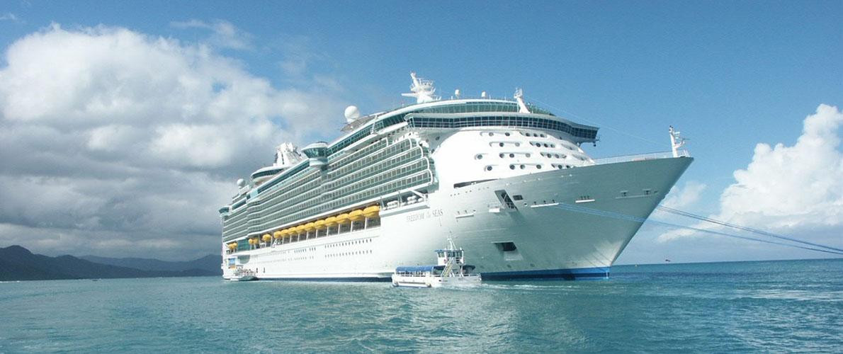 皇家加勒比邮轮海洋自由号