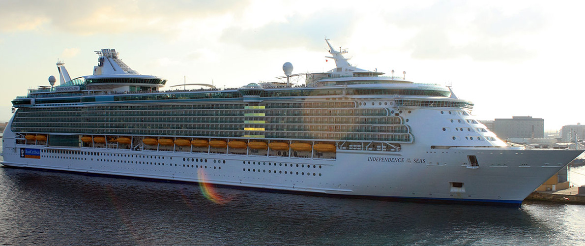 皇家加勒比邮轮海洋独立号