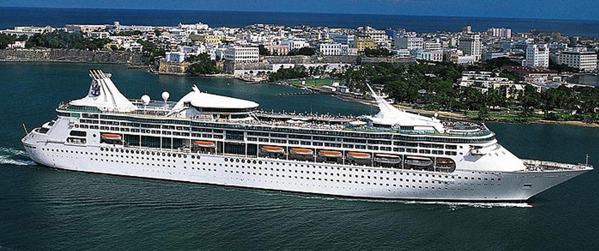 皇家加勒比邮轮海洋幻丽号