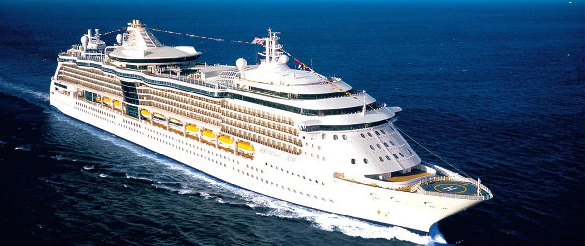 皇家加勒比邮轮海洋灿烂号