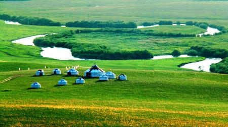 乌拉盖内蒙古高原-乌拉盖