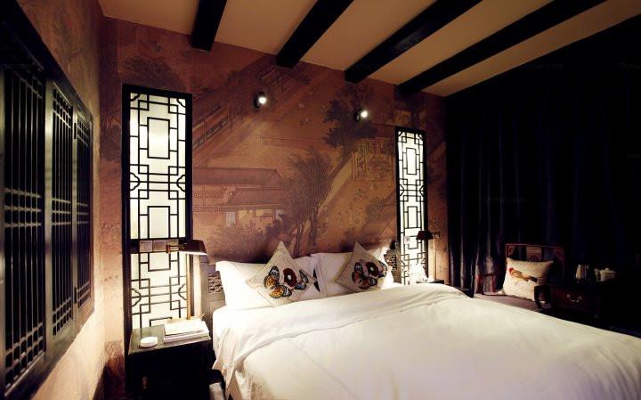 客栈砖墙瓦顶,为土木式结构,处处彰显纳西文化神韵.