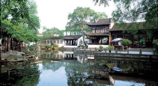 【乐游江南】扬州五市+绍兴+华东双飞6日跟团prince攻略图片