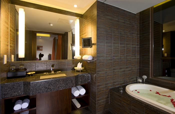 三亚豪华型酒店:三亚湾红树林