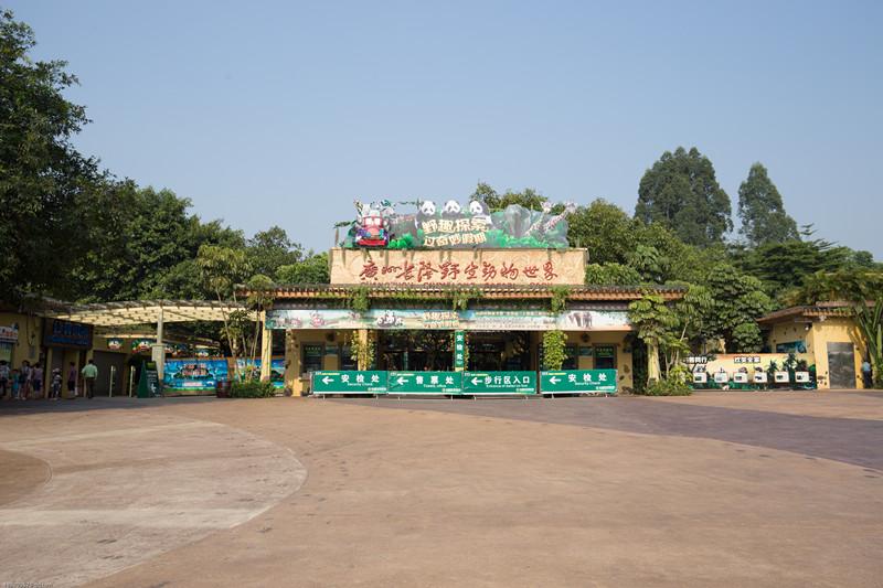 【两地长隆】广州长隆野生动物园 长隆大马戏 珠海长隆海洋王国双飞4