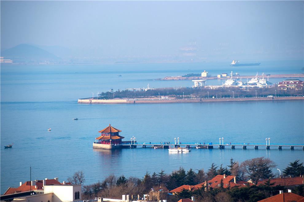 青岛八大关 劈柴院美食 崂山双景区 赠太清宫4日跟团游 品质近海酒店