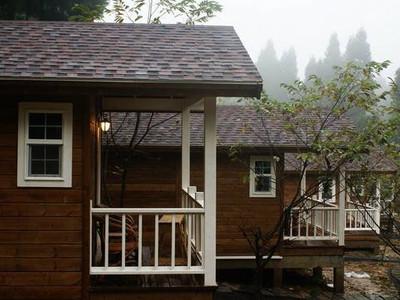 坪坝营欧式森林小木屋
