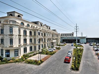 唐山月岛澜湾酒店