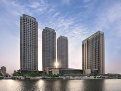 天津香格里拉大酒店图片