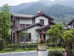 佛冈山林里温泉度假别墅图片