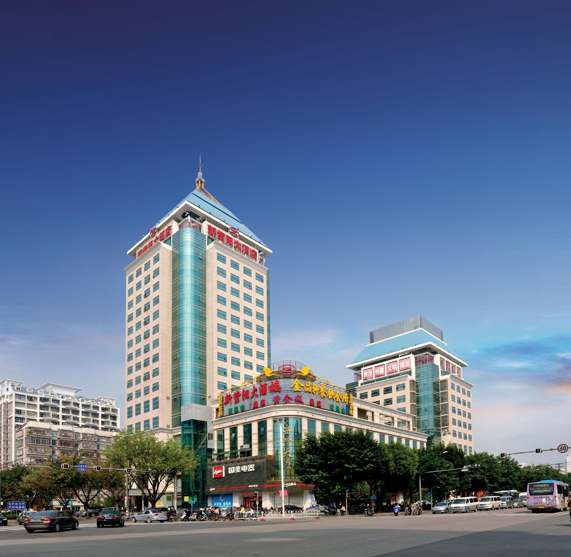 六安站到新皋城大酒店怎么走?_住哪儿网