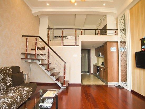 南昌唐宁街绿色心情 复式公寓酒店图片