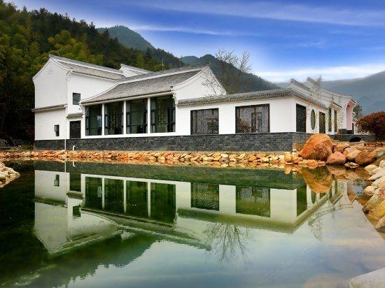 乡村四合院房子 设计图展示