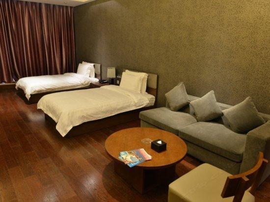 青岛酒店 市南区酒店 青岛远雄悦来酒店公寓  所有(43)外观(3)大厅(8)