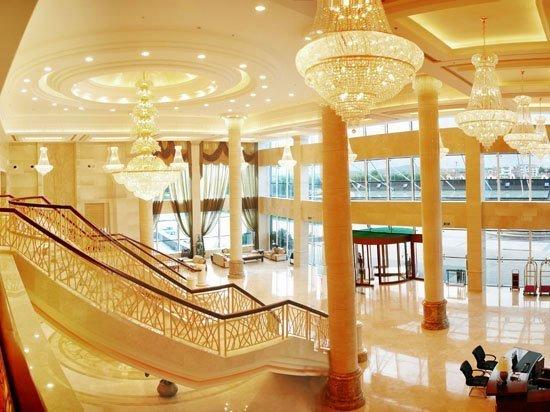 荣成石岛赤山大酒店