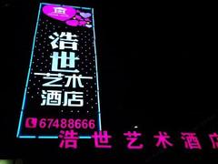 重庆浩世艺术酒店图片