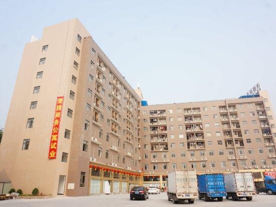 广州便捷商务公寓_天源路409号(长湴地铁站C