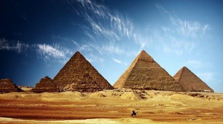 金字塔是古埃及文明的代表作图片