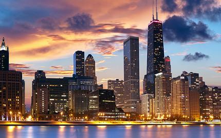 芝加哥360 Chicago观景台