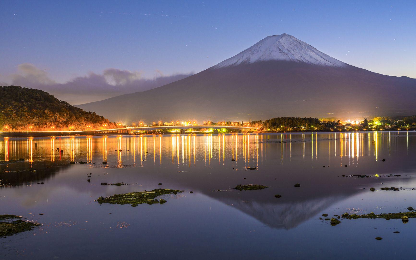 日本东京4晚5日自由行